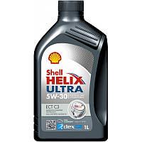 Моторное масло Shell Helix Ultra ECT C3 5w30 1л A3/B4 C3