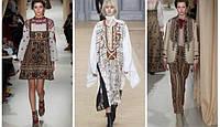 Вишиванка - модна тенденція 2017