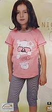 """Подростковая пижама для девочки """"Nicoletta"""" №95018 (капри)"""