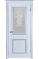 Межкомнатные двери Париж 1703 Fado МДФ с узором