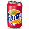 Fanta fruit twist (фруктовый твист) 330 мл. UK