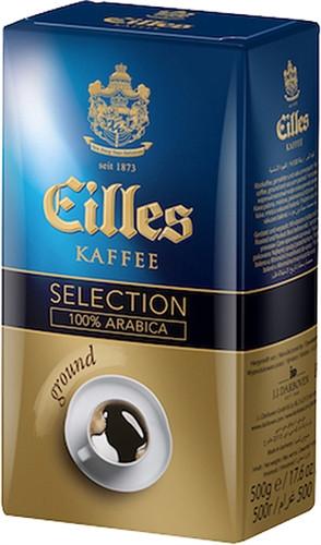 Молотый кофе Eilles Selection Ground 500 гр.