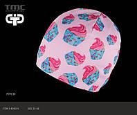 Шапка с 3D принтом для девочки TuTu Mafia 24.3-003691