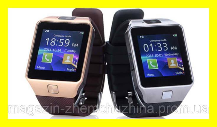 Умные часы DZ09 Bluetooth Smart Watch Phone, фото 2