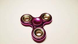 Спиннер металл Фиолетовый
