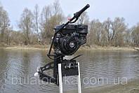 Болотоход лодочный мотор MRS-18 hp (18 л.с.)
