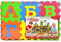 Детский коврик пазл Puzzle Eva TH-14302