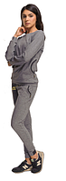 Спортивные женские утепленные штаны Paulo Connerti (original) свободные