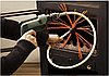 Роторный набор для чистки дымохода HANSA TORNADO, фото 4