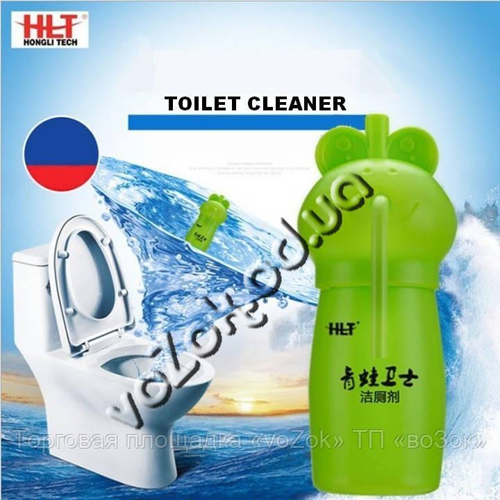 Очищающее средство для унитаза в бачок Toilet Cleaner HLT - Торговая площадка «voZok» ТП «воЗок» в Одессе