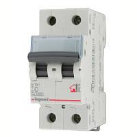 Автоматический выключатель LEGRAND ТX3 6кА 25А 2п C, 404044