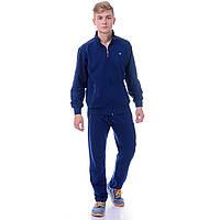 Мужской синий спортивный костюм турецкого производства т.м. PIYERA 17007-3