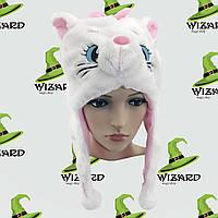 Шапка маска Кошка