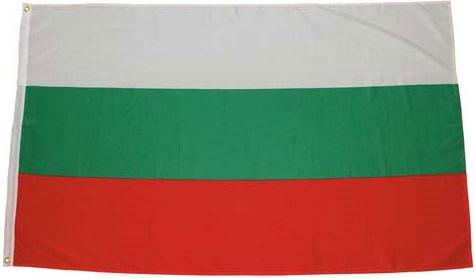 Национальный флаг Болгарии 90х150см MFH 35103P
