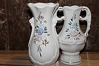 Белая маленькая ваза оптом