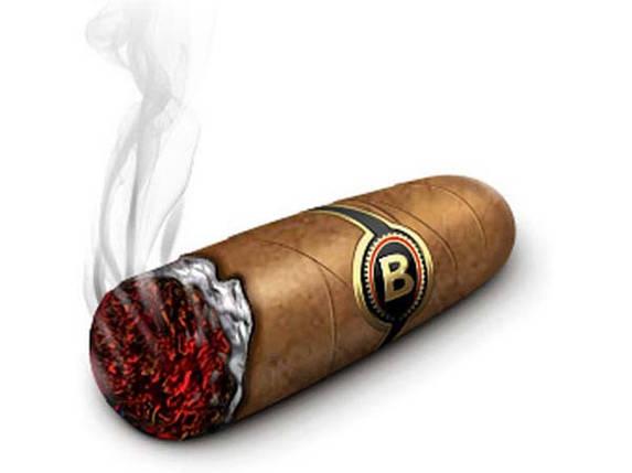 """Рідина для електронних сигарет """"Сигара"""" 30 мл., фото 2"""