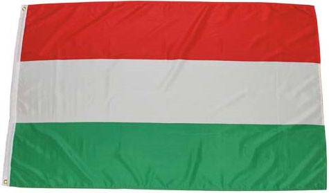 Национальный флаг Венгрии 90х150см MFH 35103U