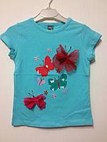 Детская одежда оптом Футболка для девочек оптом, фото 1