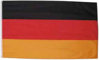 Национальный флаг Германии 90х150см MFH 35103A, фото 2