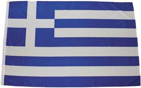 Национальный флаг Греции 90х150см MFH 35103T