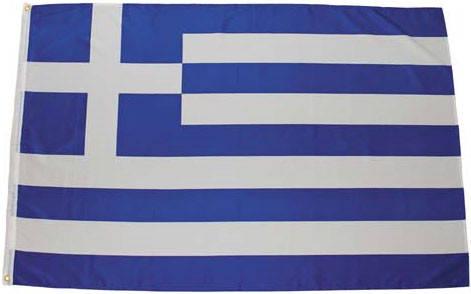 Национальный флаг Греции 90х150см MFH 35103T, фото 2