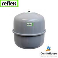 Расширительный бак 8 л Reflex NG мембранный (серый)