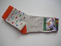 Детские носки демисезонные - ВиАтекс р.21 (шкарпетки дитячі, ВіАтекс)