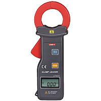 UT251С (UTM 1251C) UNI-T Клещи для измерения токов утечки. Ток утечки (A) 600.0A, 60 Гц