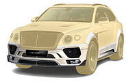 MANSORY WIDE BODY KIT for Bentley Bentayga