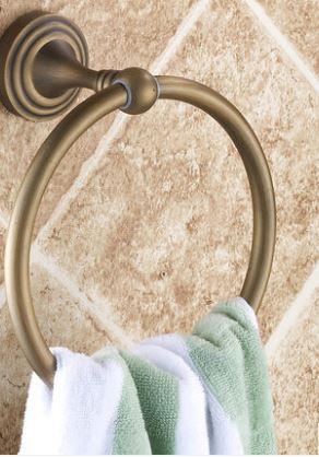 Вешалка кольцо в ванную или на кухню 0338