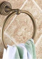 Вешалка кольцо в ванную или на кухню 0338, фото 1