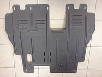 Защита картера двигателя и КПП для Mitsubishi Lancer IX