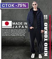 Японская зимняя мужская куртка Киро Токао - 8806