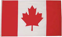 Национальный флаг Канады 90х150см MFH 35103L