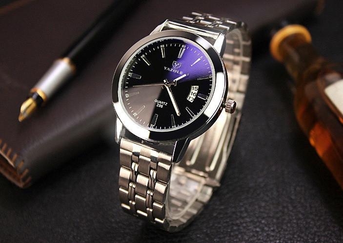 Часы мужские наручные YAZOLE - Интернет-магазин