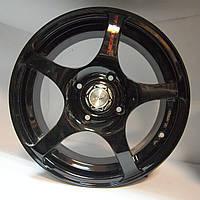Диски колёсные RW-125 R15 4*114.3 BK