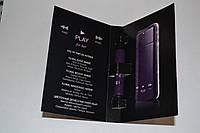 Пробник женской парфюмированной воды Givenchy Play Intense for Her 1ml