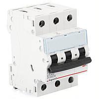 Автоматический выключатель LEGRAND ТX3 6кА 63А 3п C, 404062