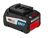 Акумулятор Bosch GBA 18V 6.3 Ah EneRacer Professional, 1600A00R1A
