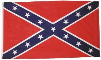 Флаг Конфедеративных Штатов Америки 90х150см MFH 35103D , фото 2