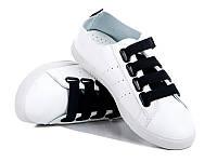 Женская спортивная модная обувь. Кеды женские оптом от фирмы Violeta 80-1 Black (8пар, 36-40)