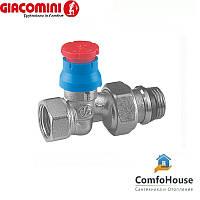"Клапан прямой термостатический 3/4"" R402TG Giacomini R402X034"