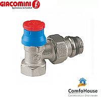 "Клапан угловой термостатический 3/4"" R401TG Giacomini R401X034"