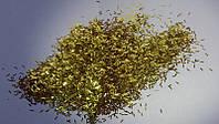 Блискітки золота смужка