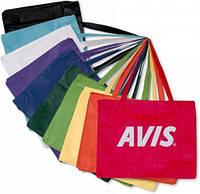 Нанесение логотипа на сумки.
