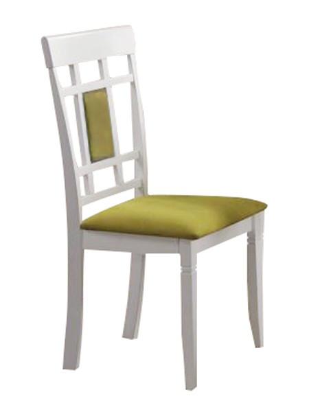 """Белый деревянный стул """"Спектр"""" (ТК грасс) (белый)"""
