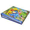 Фотоальбом DISNEY (детский альбом) 200/10х15см. книжный переплёт, место для записей., фото 4