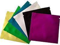 ПЛОСКИЕ ТРЕХШОВНЫЕ ПАКЕТЫ САШЕ (three side seal flat bags)