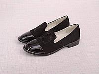 Детские туфли для девочки Размер 32 Солнце, Школа