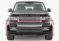 Передний бампер Range Rover Vogue 2013